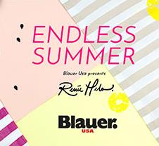 Blauer DESIGN WEEK'S EVENTS