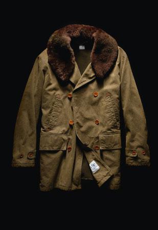 Jean-Paul Sartre Coat