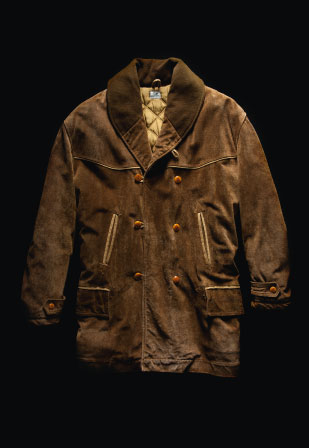Jean-Paul Sartre Coat
