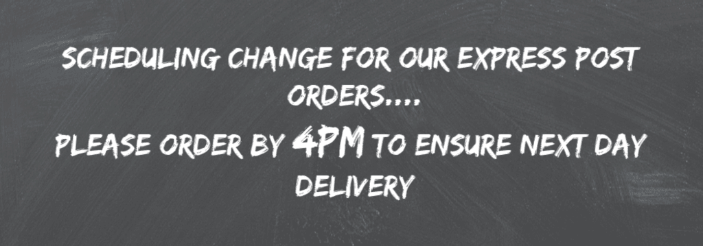 Attention Express Post Customers!!