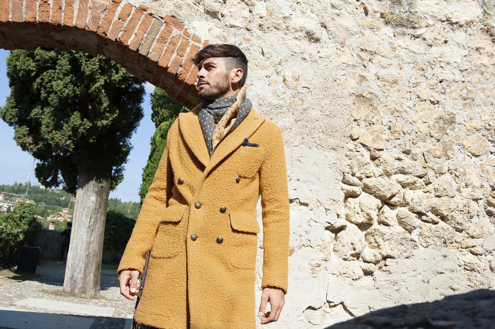 RoncaInforma - Il cappotto, l'antigelo ultra fashion