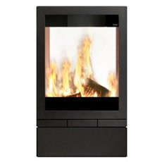 Double Sided Wood Stoves