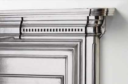 Cast-Iron Fireplace Surrounds
