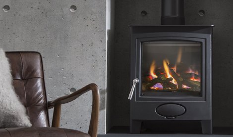 Conventional Flue Gas Stoves