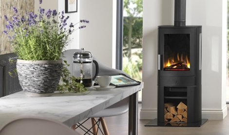 Modern Electric Stoves