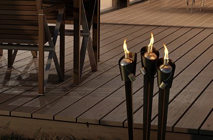 Gel Fires & Oil Torches