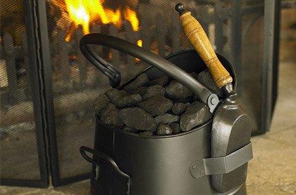 Coal Buckets & Scuttles
