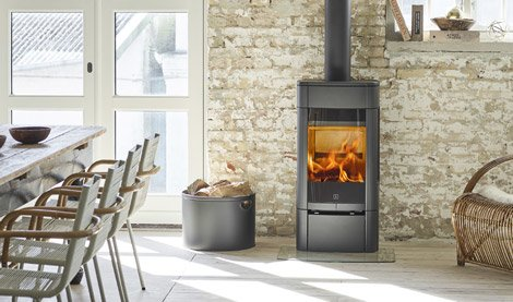 Modern Wood Burning Stoves