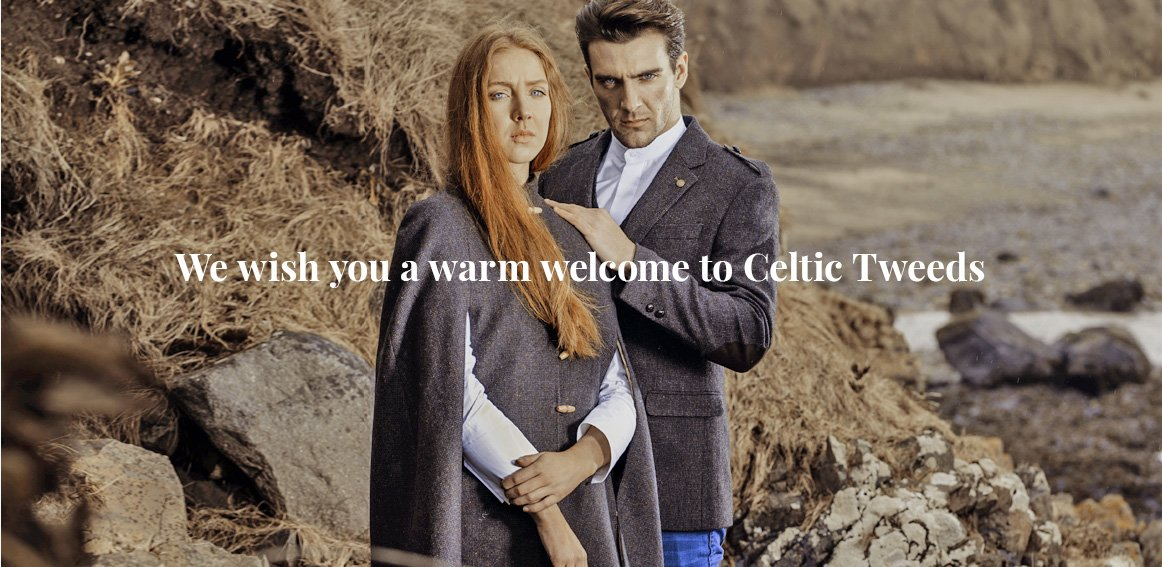 thank you for visting celtic tweeds