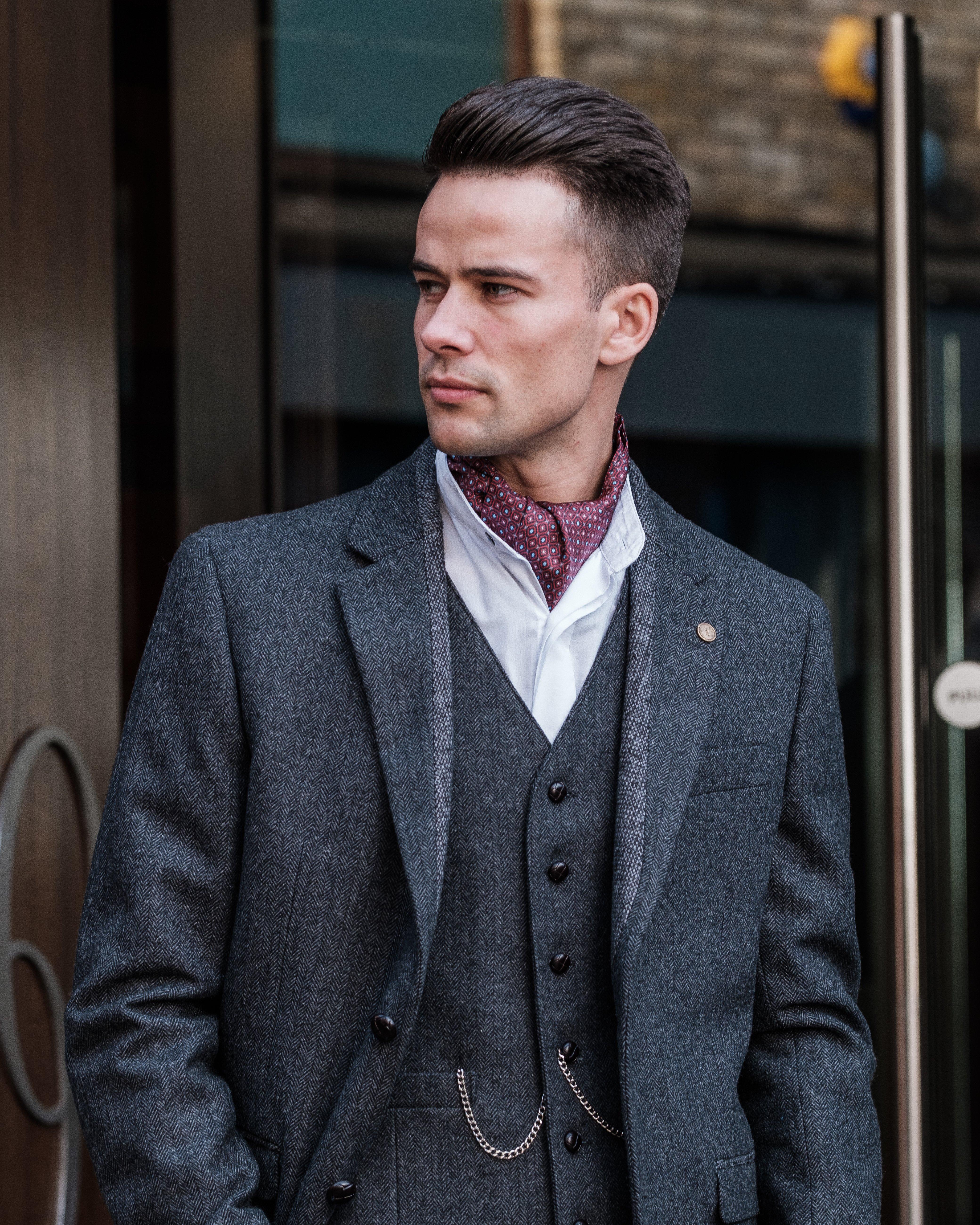Behan Tweed Jacket & Vest