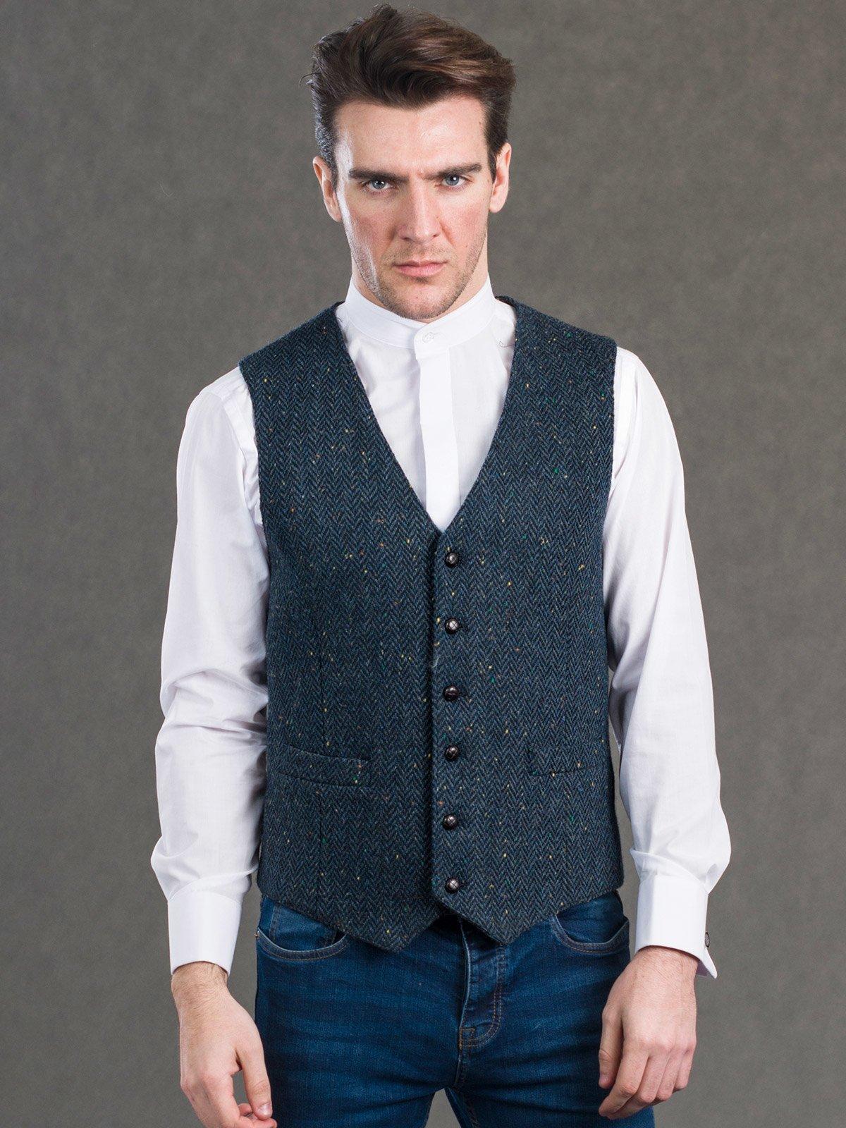 W.B.Yeats Waistcoat