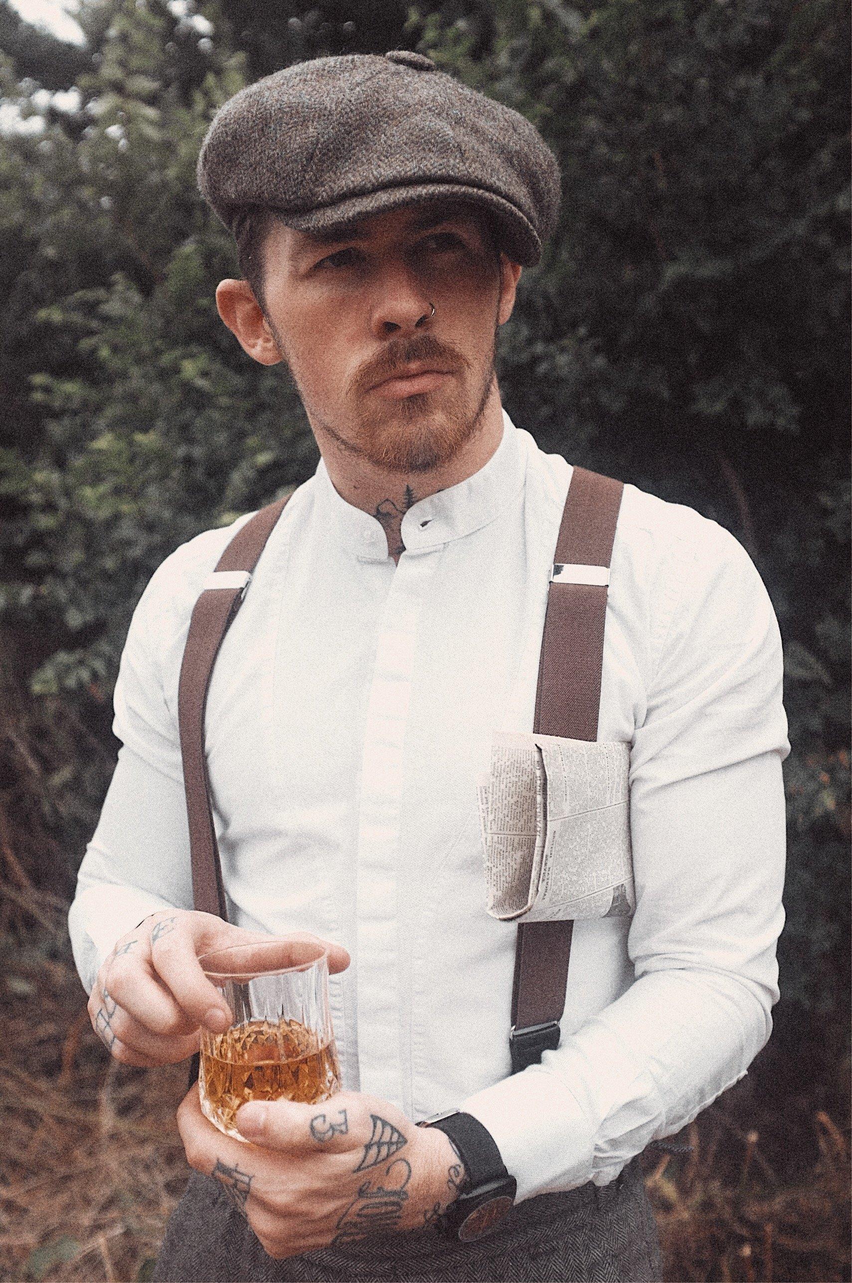 Chemise grand-père Arthur