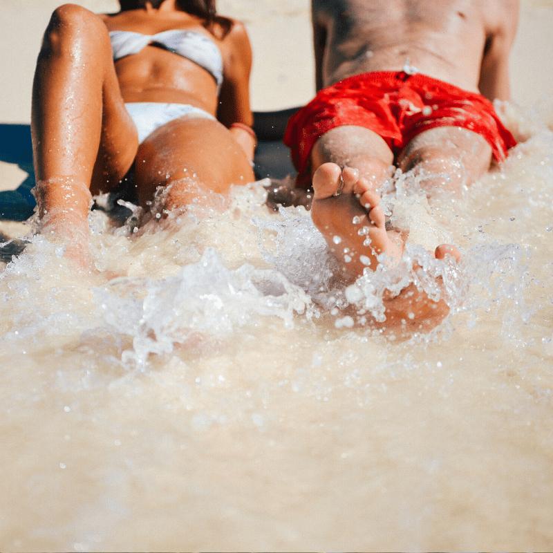 Cómo combatir la retención de líquidos debida a la falta de actividad física