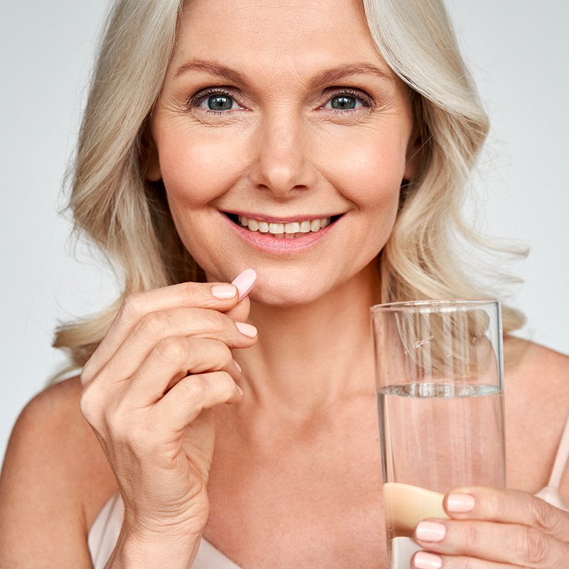 How to control weight in menopause
