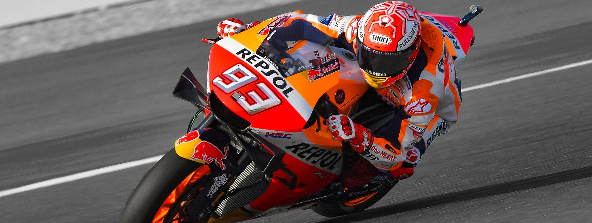New in: Marc Marquez 93