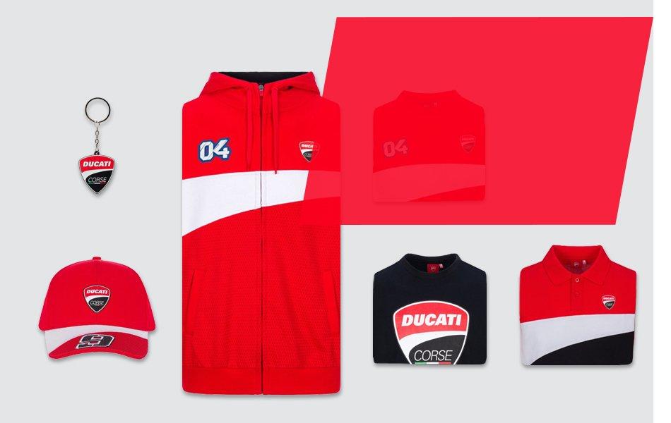 New In Ducati