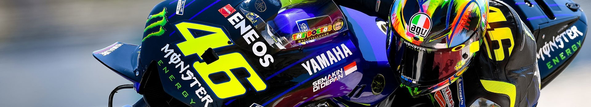 Gorras Oficiales Valentino Rossi