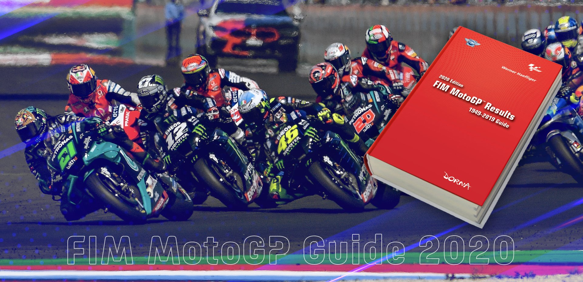 New 2020 FIM MotoGP™ Results Guide