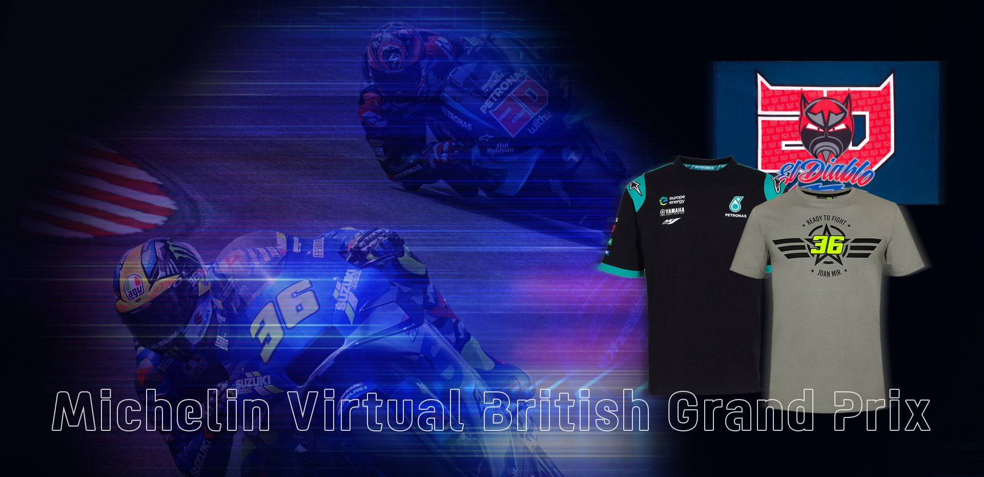 Michelin Virtual British Grand Prix