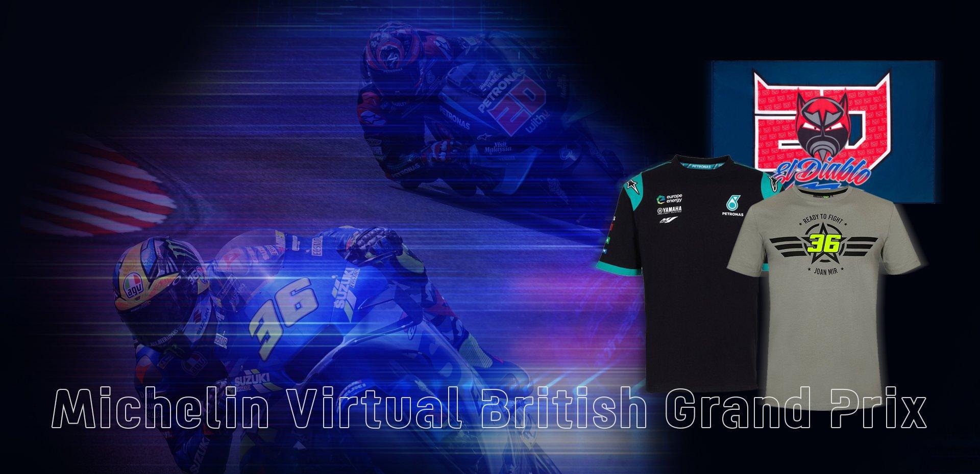 Michelin Virtual British Grand Prix