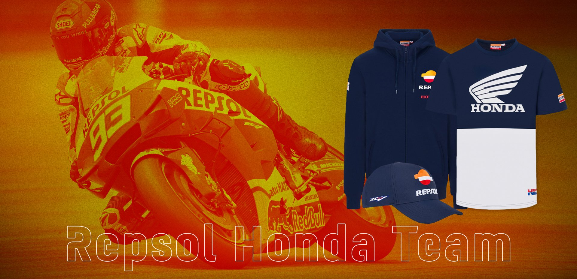 Repsol Honda is ready for the challenge!