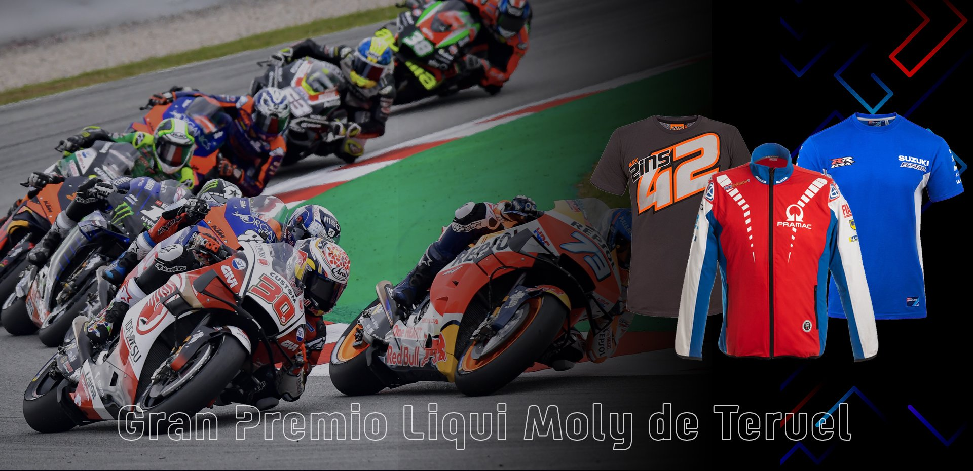 Which driver will finally reign at Motorland Aragón in 2020?