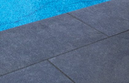 Natural Basalt Paving