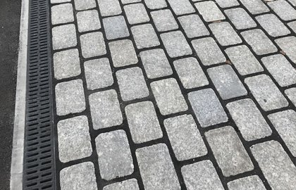 Natural Block Paving Driveways