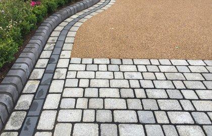 Natural Stone Driveway Setts
