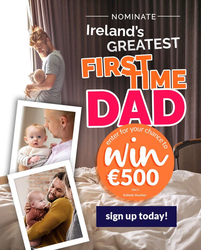 Ireland's Greatest Dad Competition