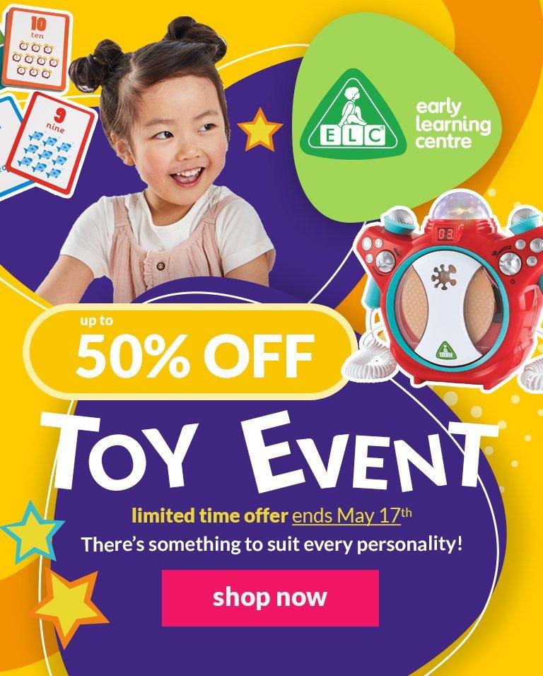 ELC Toy Event