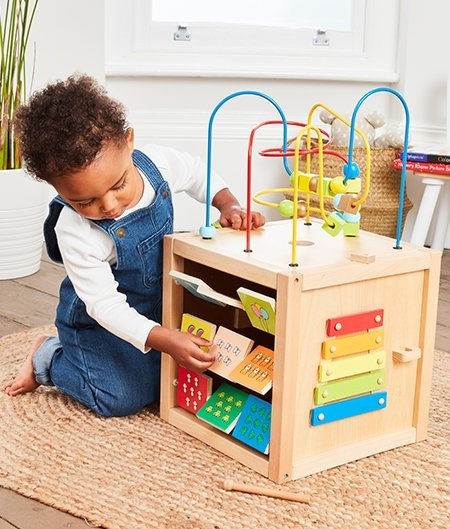 Early Learning Centre Giant Activity Cube