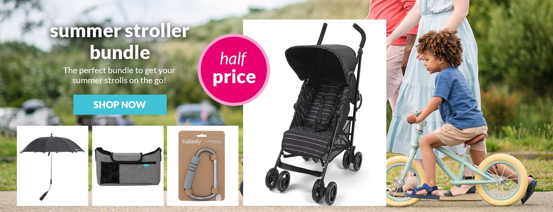 Summer Stroller Bundle