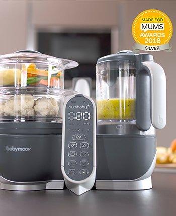 Babymoov Nutribaby(+) Food Prep Machine