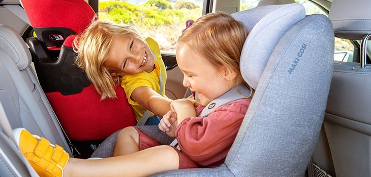 How do you know when your child is too big for their Car Seat?