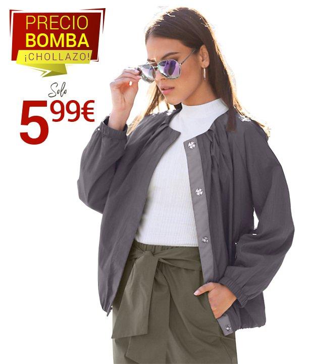 Cazadora 9.99€