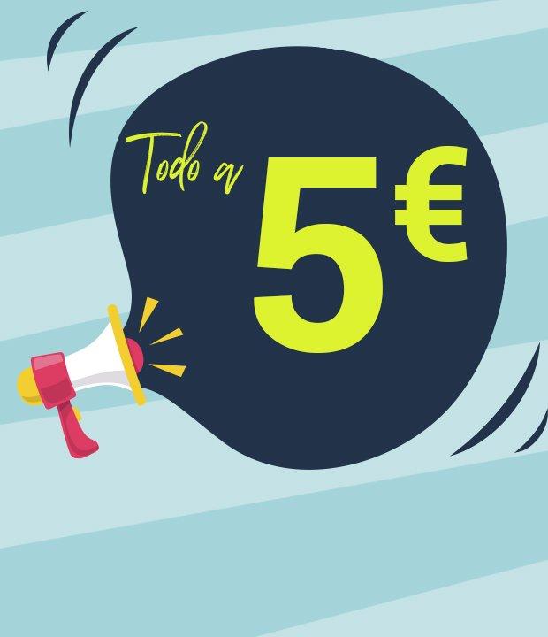Todo a 5€