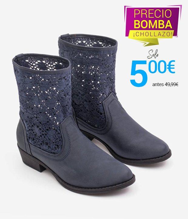 Botines 5.00€