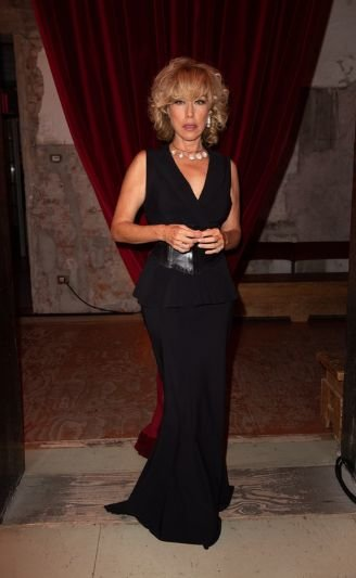 Chiara Boni 50th Career Anniversary Dinner Party