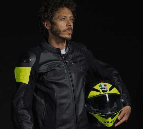 VRMPO 107516 New Official Valentino Rossi VR46 Polo Blue