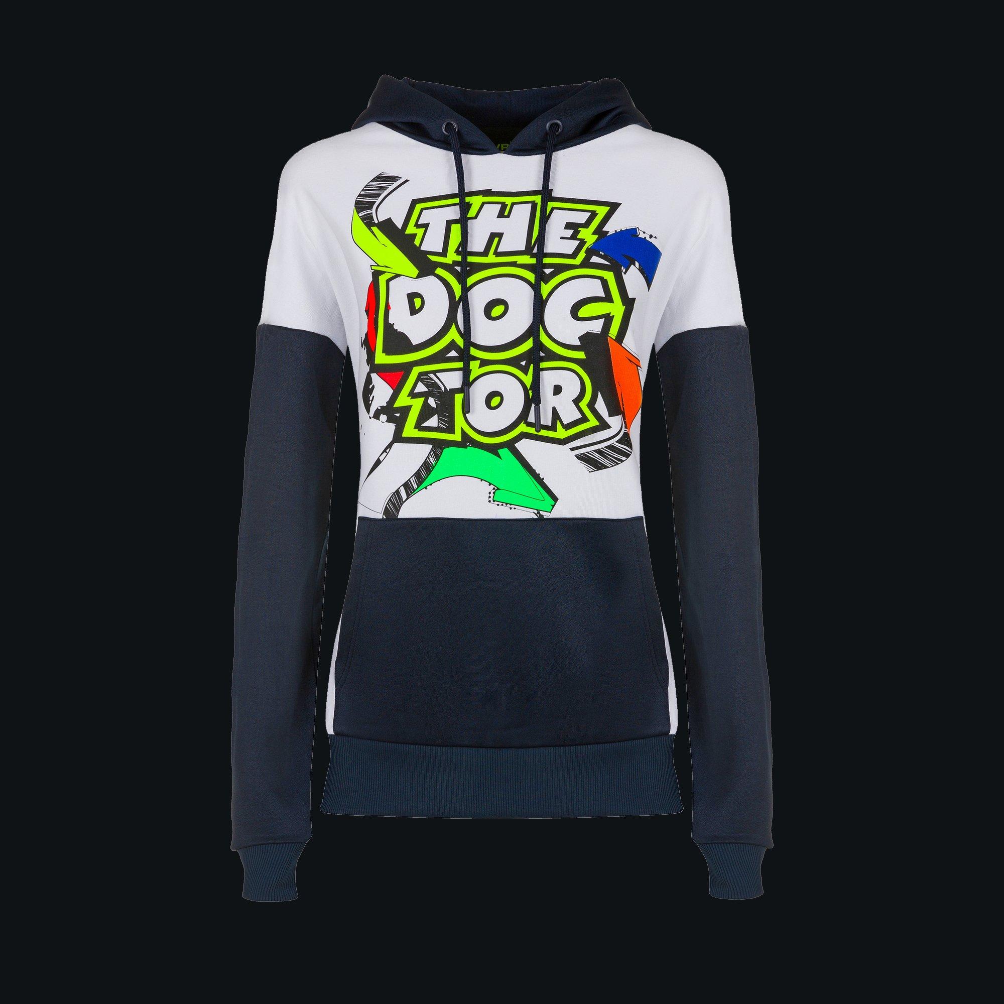 Woman Street Art hoodie