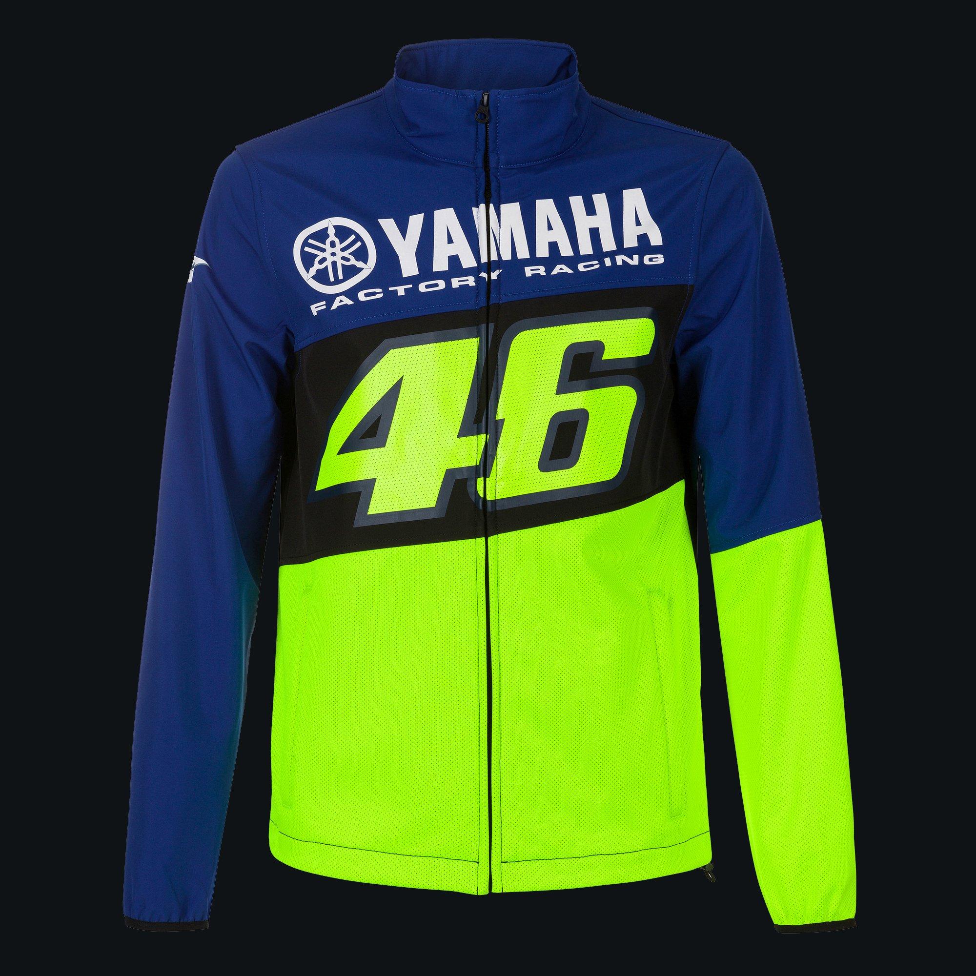 Yamaha VR46 jacket