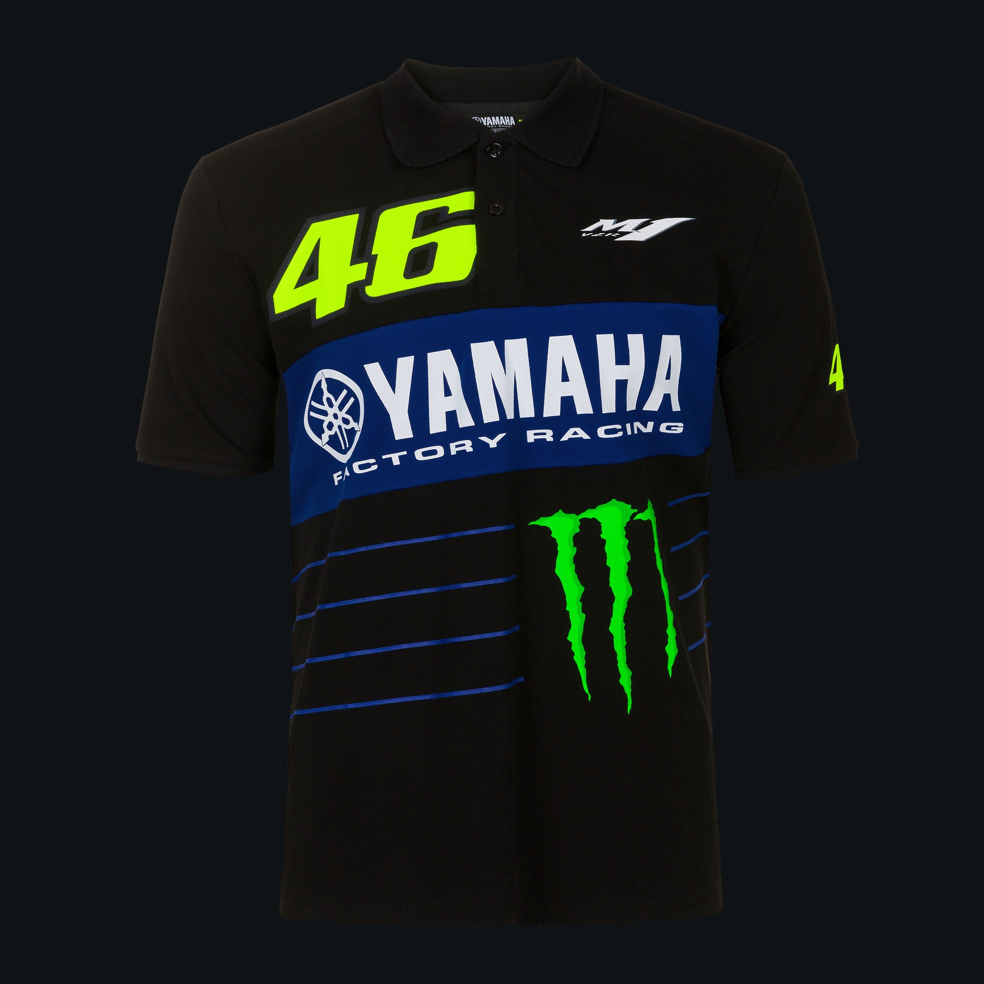 Yamaha Power Line VR46 polo shirt