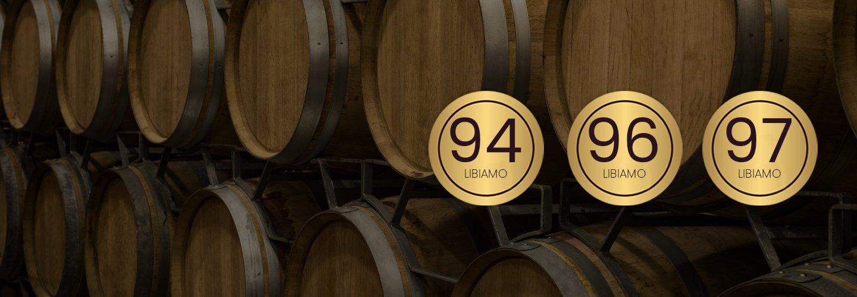 Special Offer on 2021<br>Award Winning Italian Wines