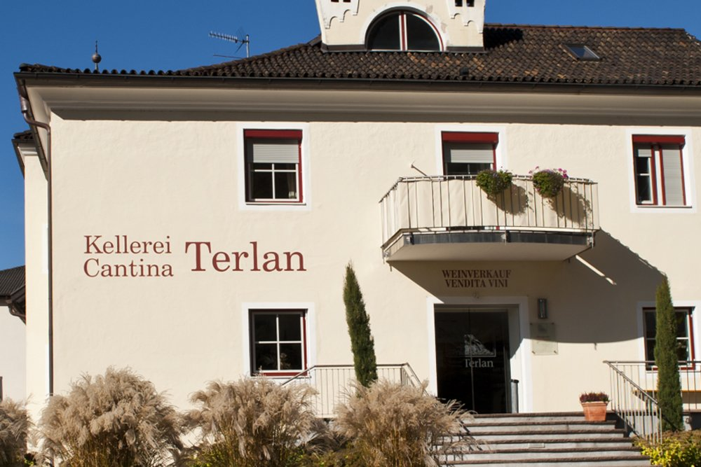Cantina Terlano winery:<br>mythical long-life white wines<br/>