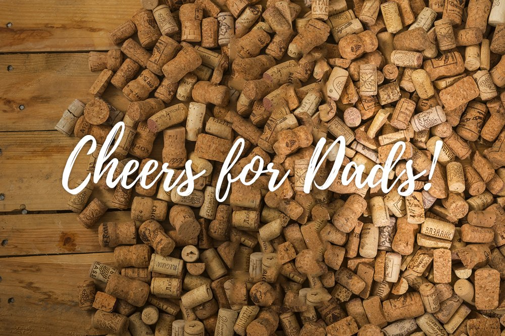 Once upon a time a perfect Father's Day wine gift…