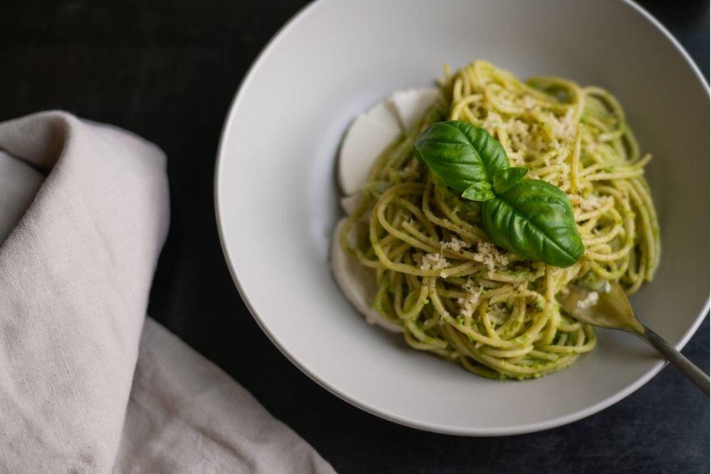 Pasta & Pesto alla Genovese