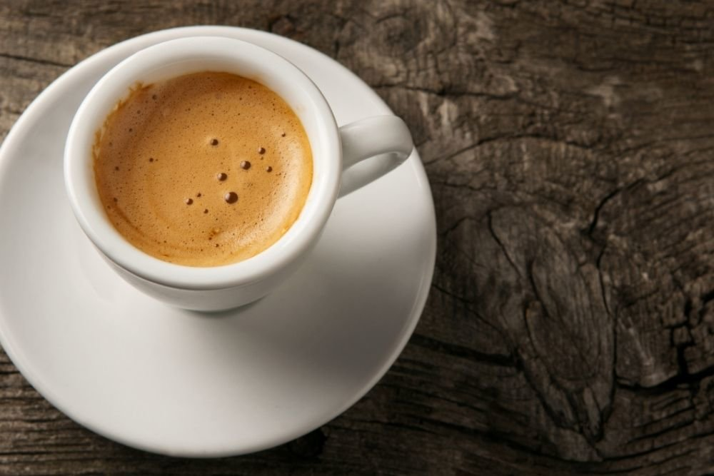 italian grappa coffe