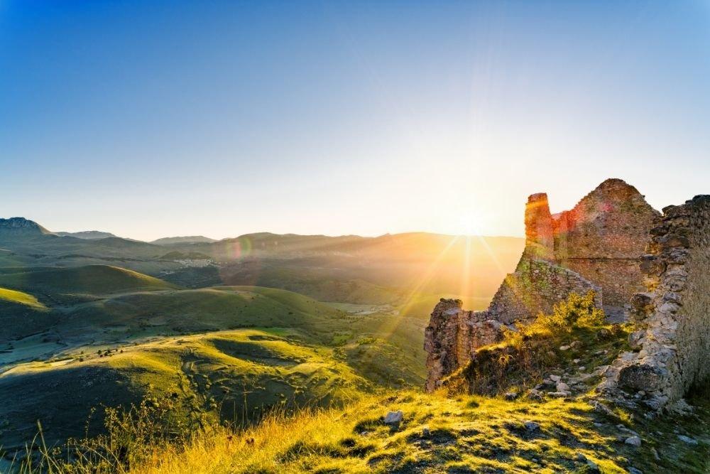 The Stunning Scenery of Abruzzo