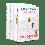 <b> Treccani Junior </b>, the first work dedicated to children